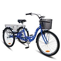 Трёхколёсные взрослые велосипеды